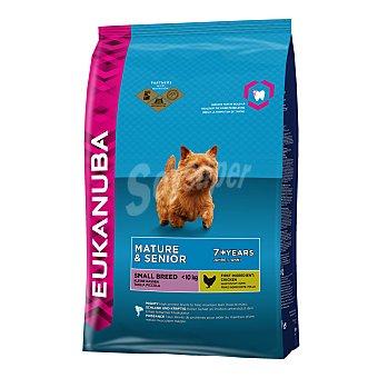 Eukanuba Mature & senior pienso especial para perros adultos + de 7 años de raza pequeña Bolsa 1 kg