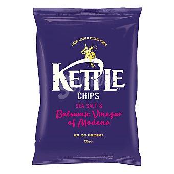 Kettle Patatas fritas sal y vinagre balsámico bolsa Bolsa 150 g
