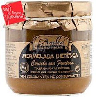 Anko Mermelada dietética de ciruela Frasco 320 g