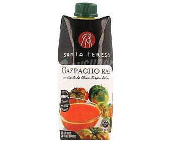 Santa Teresa Gazpacho tomate raf Brik 500 ml