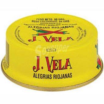 J. vela Alegría riojana Lata 60 g