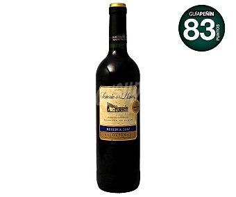 Señorio de Los Llanos Vino Tinto Valdepeñas Botella 75 cl