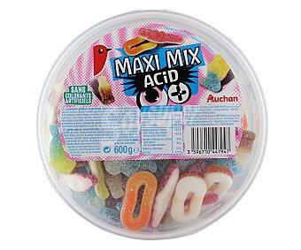 Producto Alcampo Golosinas Maxi Mix, geles dulces aromatizados 600 g