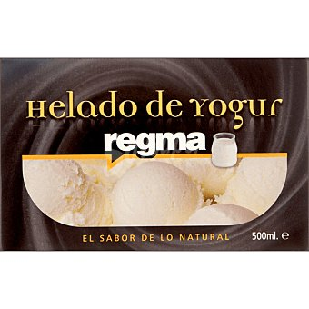 REGMA Helado de yogur Tarrina 500 ml