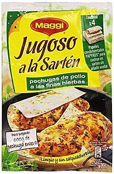 Maggi Jugoso a la Sartén pechugas de pollo a las finas hierbas 23,4g