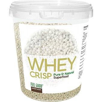 FEEL GOOD Superfood proteína de suero y caseína ecológica aminoácidos esenciales ideal deportistas  envase 300 g
