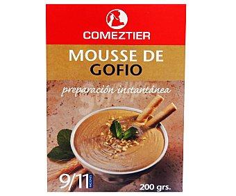 Comeztier Mousse de gofio Paquete 200 g