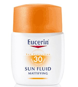 Eucerin Fluido solar matificante FP30 para cutis normal/mixto 50 ml