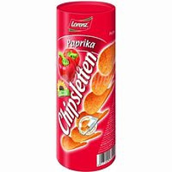 Lorenz Chipsletten Paprika Paquete 100 g