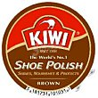 Lata mediana marrón claro 50ml Kiwi