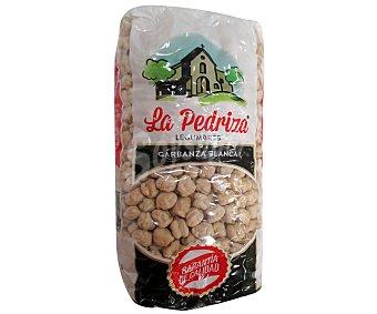 LA PEDRIZA Garbanzo blanco paquete 1 kg