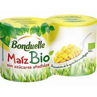 Bonduelle Maiz Bio Dulce Pack de 2x140 g