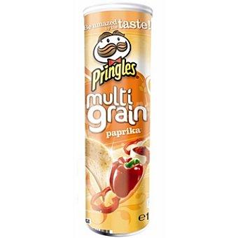Pringles MULTI GRAIN Paprika patatas fritas Tubo 175 g