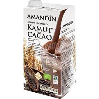 AMANDIN Bebida de kamut ecológica sabor chocolate Envase 1 l