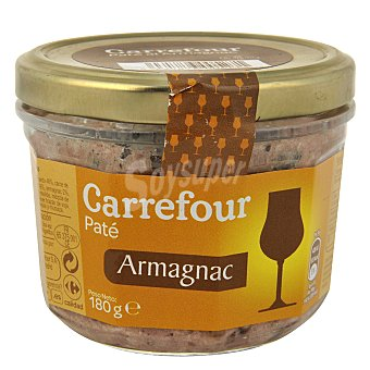Carrefour Paté al armagnac 180 g