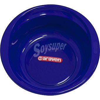 ARAVEN Barreño redondo en color azul 5 l 5 l