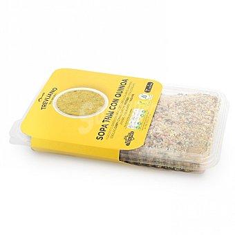 Trevijano Sopa Thai de quinoa sin gluten 200 G 200 g