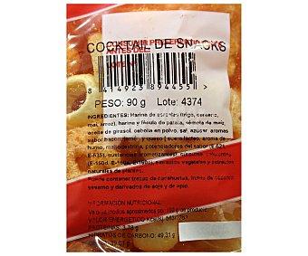 Abad Snacks variados 100 Gramos