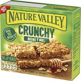 Nature Valley Barrita de avena-miel Caja 210 g