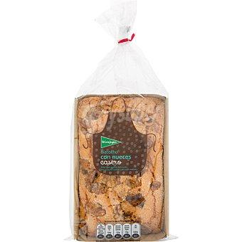 El Corte Inglés bizcocho casero con nueces envase 240 g