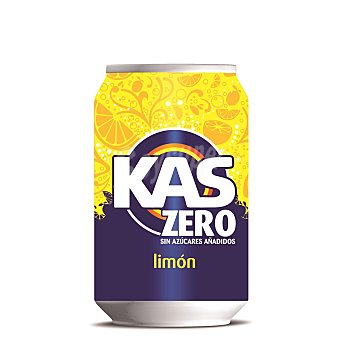 Kas Limón light Lata 33 cl