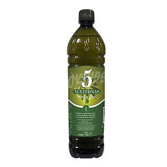 5 Aceitunas Aceite de oliva intenso 1 l