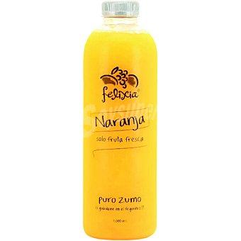 Zumo de naranja Solo Fruta Fresca Botella 1 l