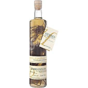 Dos Perellons Licor de hierbas dulces botella 75 cl 75 cl