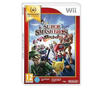 KONAMI Sp Smash Bros Bra Wii 1u