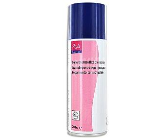 STYLE Pegamento transparente en spray, termoadhesivo, 200 mililitros 1 Unidad