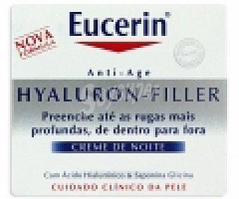 EUCERIN Crema antiedad noche Hyaluron Filler 50 Mililitros