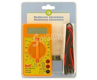 Productos Económicos Alcampo Multimetro electrónico 1 Unidad