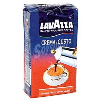 Lavazza Café molido italiano crema e Gusto de Paquete de 250 gramos
