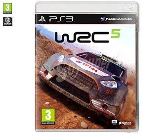 DEPORTES WRC 2015 Ps3
