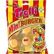 Mini Burger caramelos de goma sin gluten  bolsa 50 g Trolli