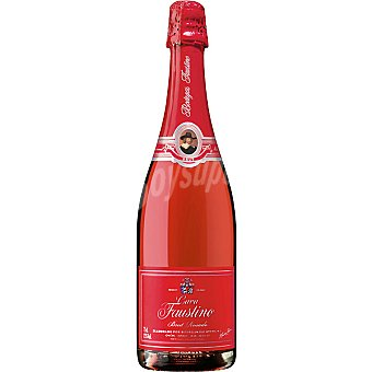 Faustino Cava brut rosado Botella 75 cl