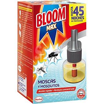 Bloom Max insecticida volador electrico moscas y mosquitos recambio