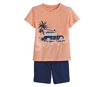 In Extenso Pijama corto de niño talla 3.