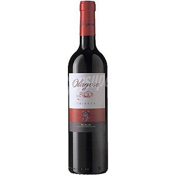 OLAGOSA Vino tinto crianza D.O. Rioja  botella 75 cl
