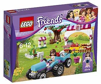 LEGO Play Set Friends Cosecha Bajo el Sol, Modelo 41026 1 Unidad