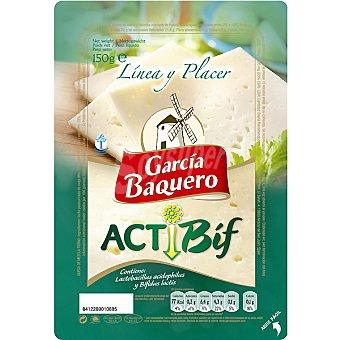 García Baquero Queso Actibif en lonchas Envase 150 g