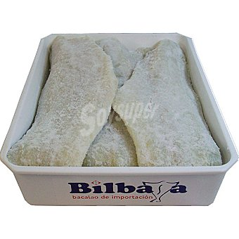 BILBASA Bacalao salado fileton 200-400 g