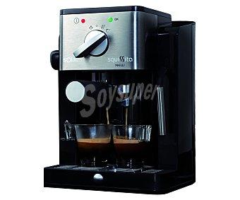 Solac Cafetera expresso SQUISSITA NEW 1.22 litros 1 unidad