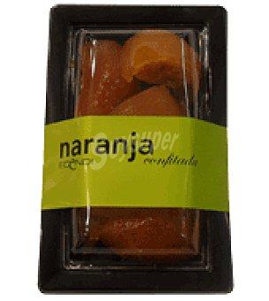 Naranja a cuartos confitada Envase de 250 g