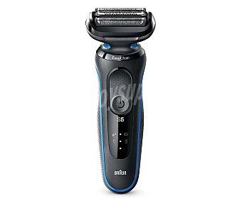 Braun Máquina de afeitar eléctrica 50-B1000s, sin cable, uso en seco o húmedo, autonomía 50min Series 5 50-M1000s