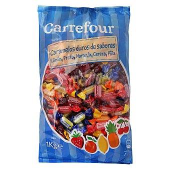 Carrefour Caramelos duros refrescantes de frutas 1 kg