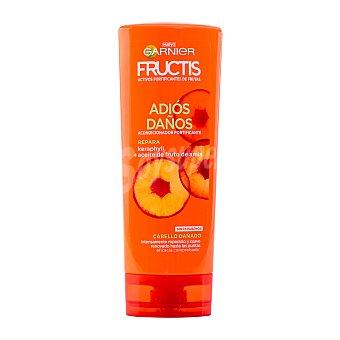 Fructis Garnier Acondicionador adios daños repara y fortifica Bote 250 ml