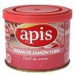 Paté crema de jamón york 200 g Apis