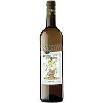 Spanish white G. Vino Blanco Sadacia Verdejo Botella 75 cl
