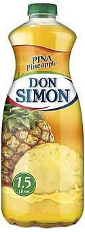 Don Simón Néctar de piña Botella 1,5 litros